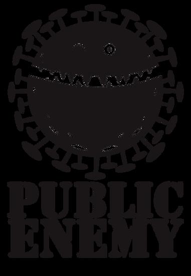 Public Enemy Corona Covid