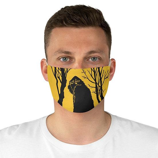 Sasquatch Fabric Face Mask