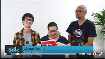 Jhone Amaral Central Geek