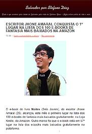 Jhone Amaral e-book