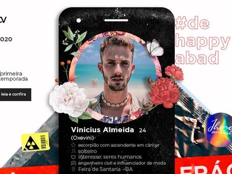 #dehappyabad | influencer escorpiano fã de Elite