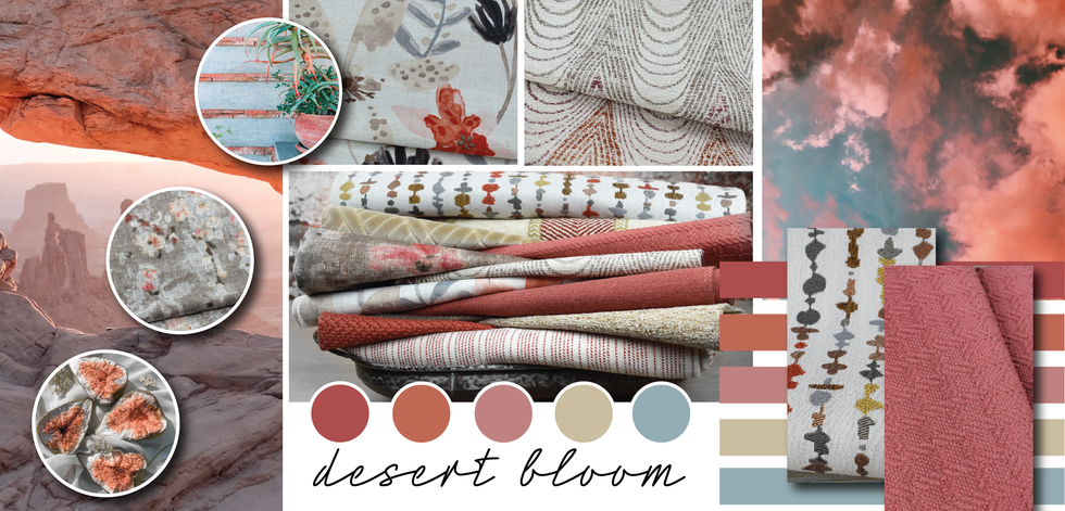 Desert Bloom Trend