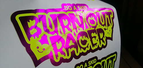 Burnout racer
