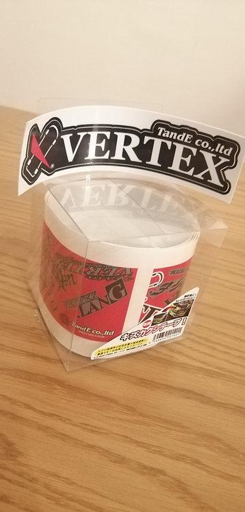Rare Vertex roll STICKER (5FT LONG) with small vertex sticker