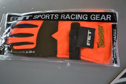 team orange driving gloves (only available at ebisu)