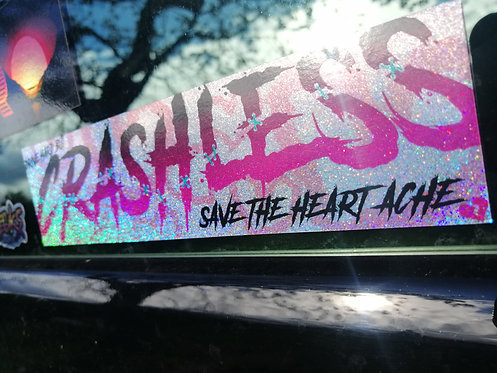 Drivehard Crash less (save the heart ache)
