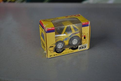 up garage ae86 in box