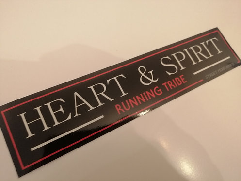 Heart & spirit (running tribe)