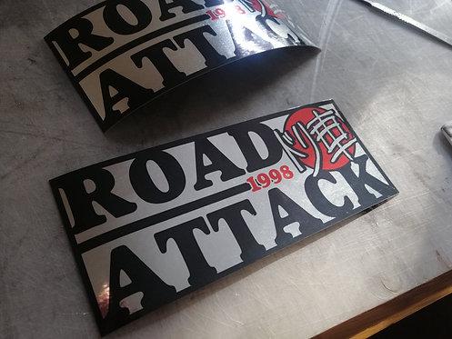 Road attack chrome