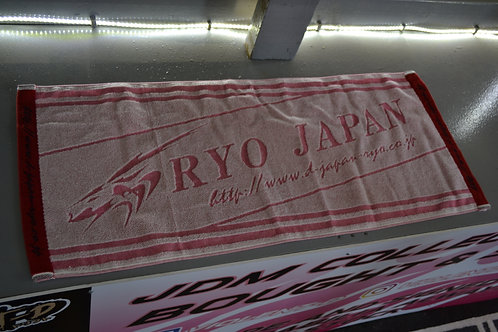 ryo japan neck towel