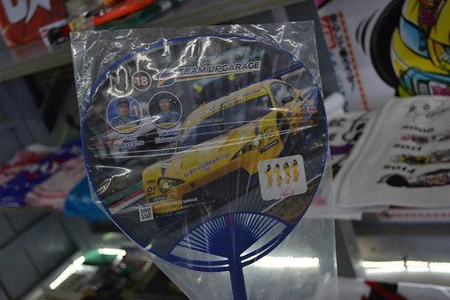 up garage gt86 type2 fan
