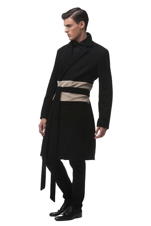 Ariel_Bassan_Minimal_Menswear_Tailored_Color_Block_Wrap_Wool_Coat