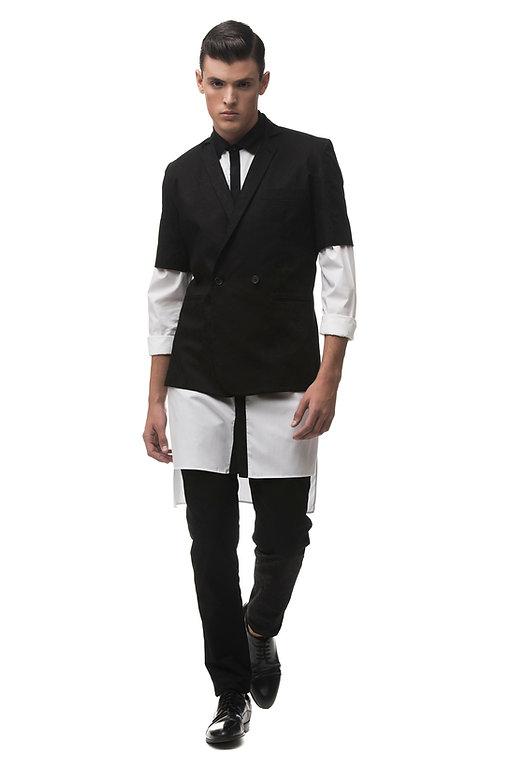 Ariel_Bassan_Minimal_Menswear_Modern_Short_Sleeve_Suit