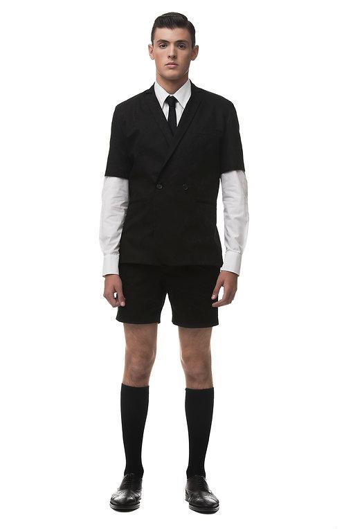 Ariel_Bassan_Minimal_Menswear_Tailored_Short_Suit