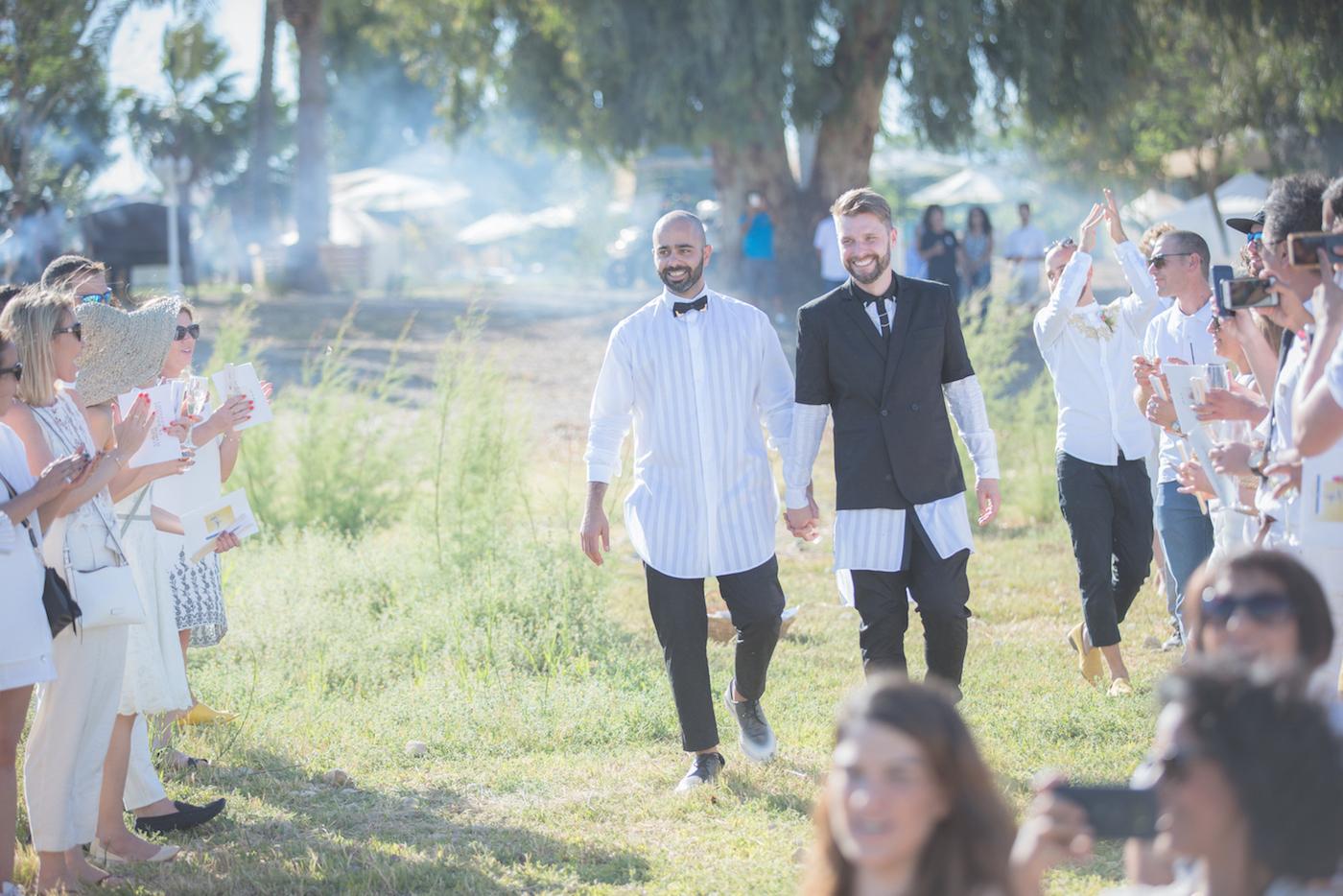T&R Glamping Wedding