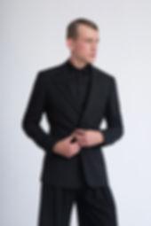 Ariel_Bassan_Minimal_Menswear_Tailored_Doule_Breasted_Suit_Jacket_Blazer
