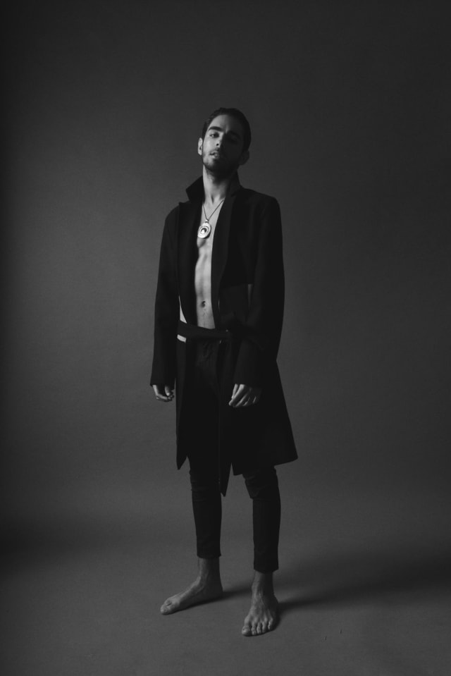 Omer Hazan for Fashionably Male
