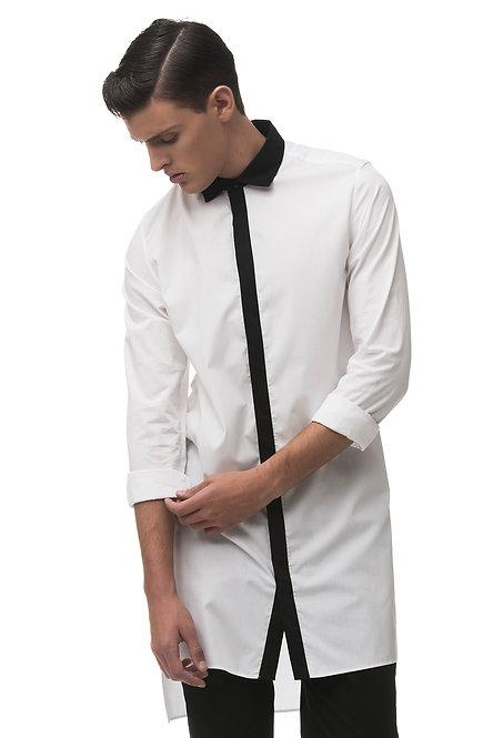 Tailored Longline Shirt