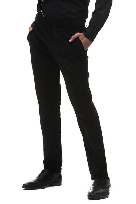 Velveteen Slim Fit Pant