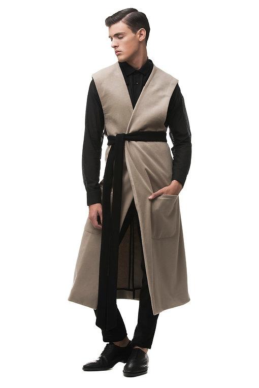 Ariel_Bassan_Minimal_Menswear_Tailored_Wool_Wrap_Vest