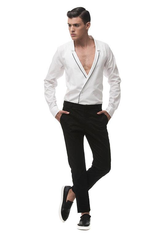 Ariel_Bassan_Minimal_Menswear_Tailored_Double_Breasted_Shirt