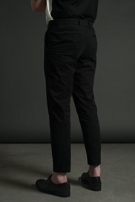 Slim Fit Pant / Black