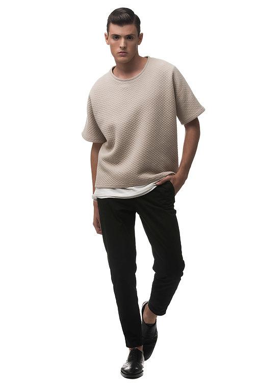 Ariel_Bassan_Minimal_Menswear_Quilted_Sweatshirt