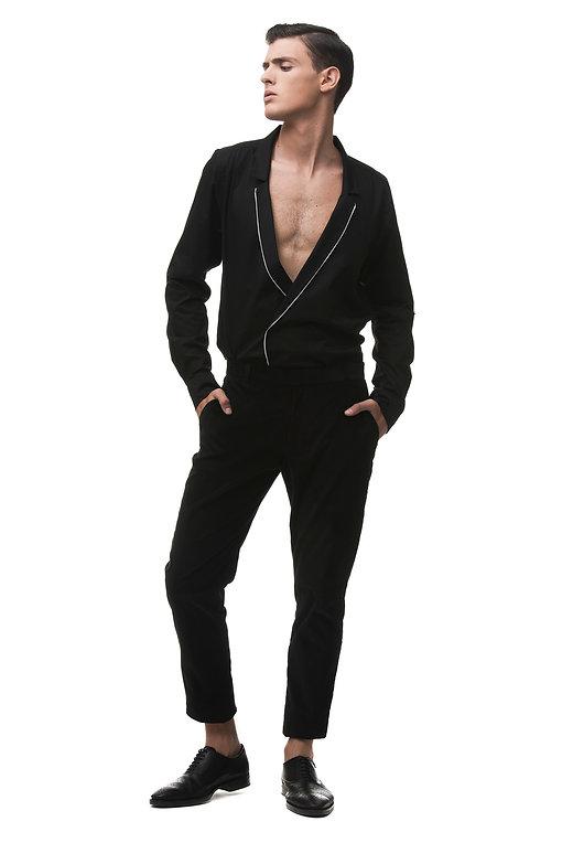 Ariel_Bassan_Minimal_Menswear_Double_Breasted_Shirt