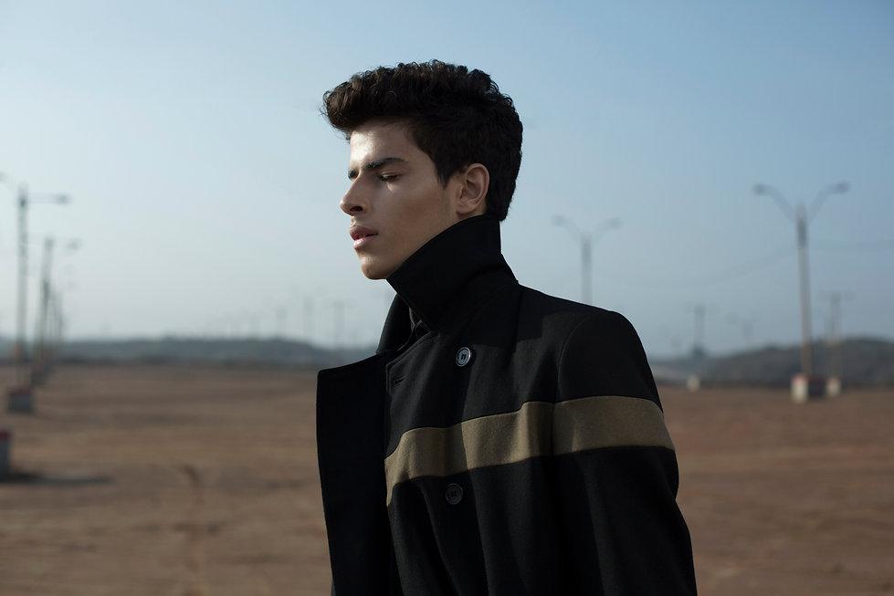 Ariel_Bassan_AW_Campaign_Minimal_Menswear_Tailored_Wool_Coat