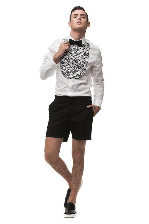 Ariel_Bassan_Minimal_Menswear_Printed_Bib_Shirt