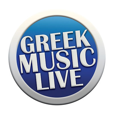 Greek Music Live logo