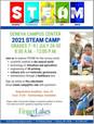 Finger Lakes Community College STEAM Camp in Geneva