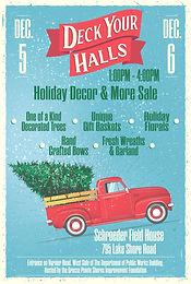 Deck Your Halls Dec. 5 & 6