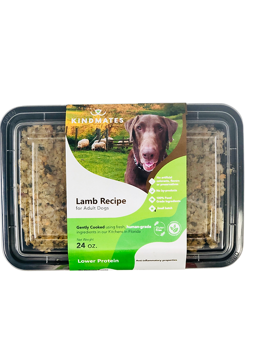 Lamb & Superfoods Recipe  - From $1.92 / day for Toy Breeds