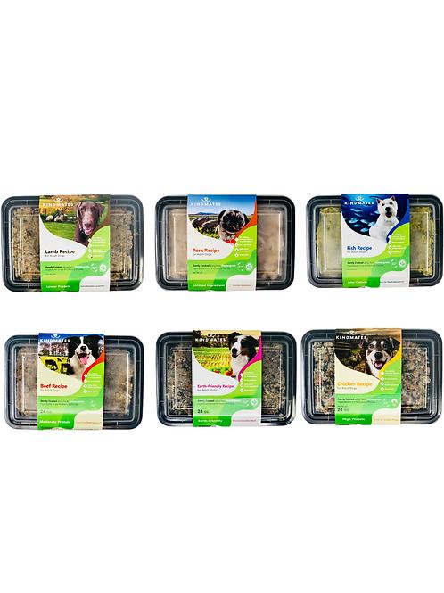 Six Flavors Sampler - Trial Packs