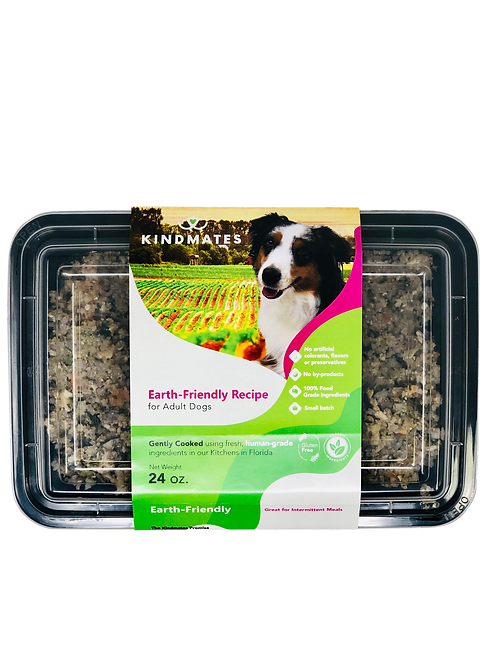 Earth-Friendly (Vegetarian) Diet for Adult Dogs - Trial Pack