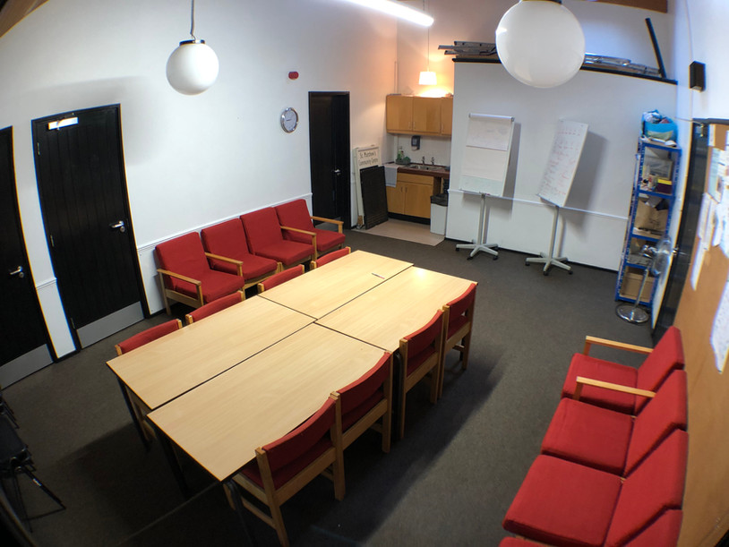 Meeting Room - tables and chairs