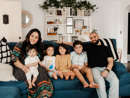 The Castros: Family of 6