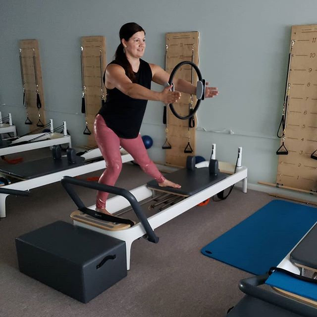 Reformer Pilates (50 min- Private)