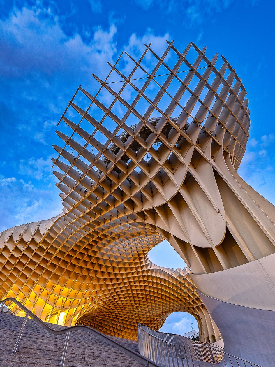 The Parasol, Seville