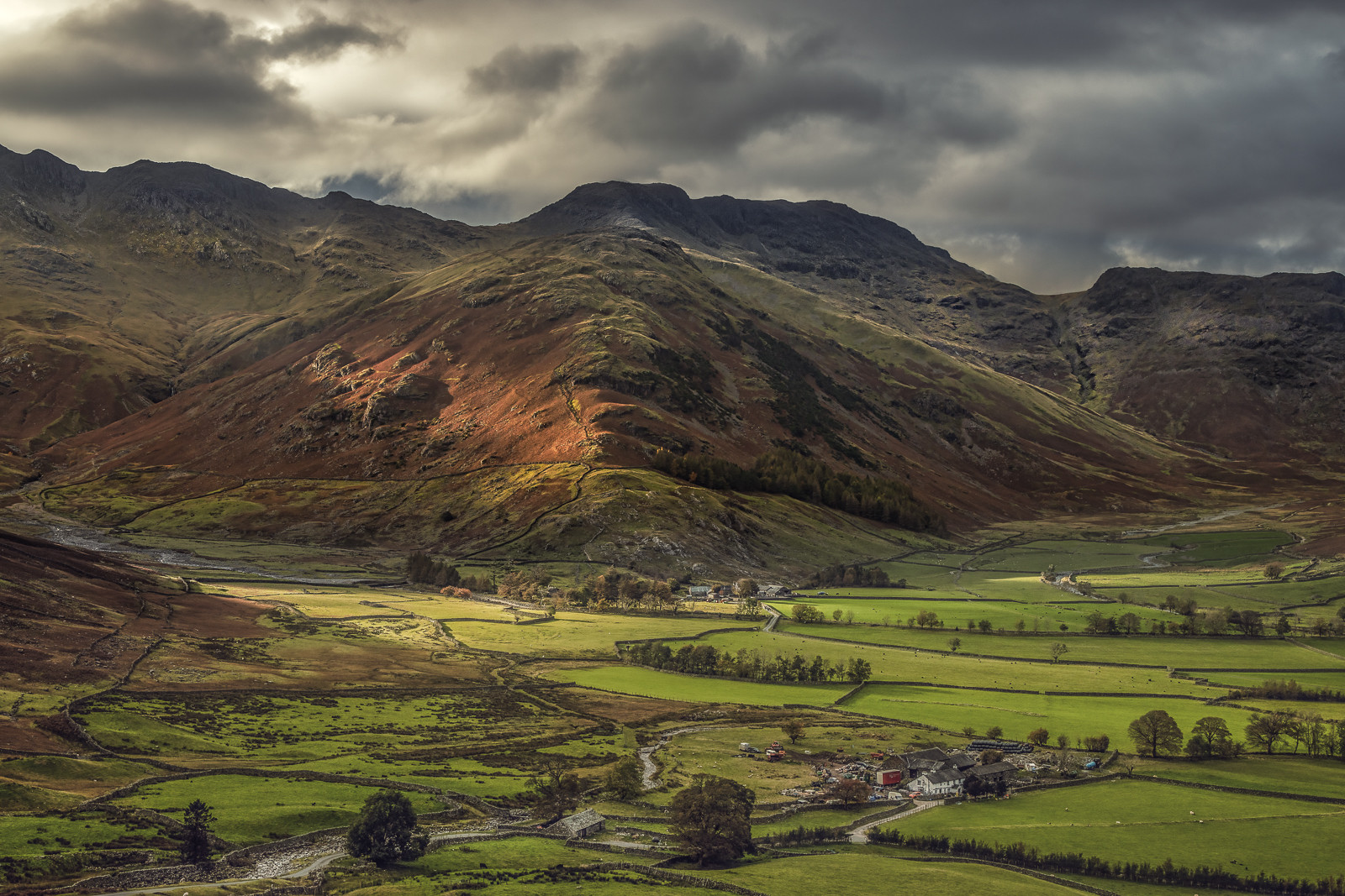 The Band, Langdale Valley