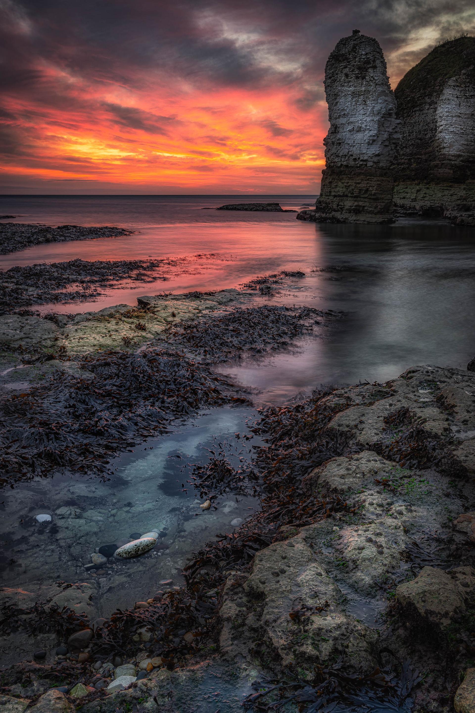 Flamborough Sunrise