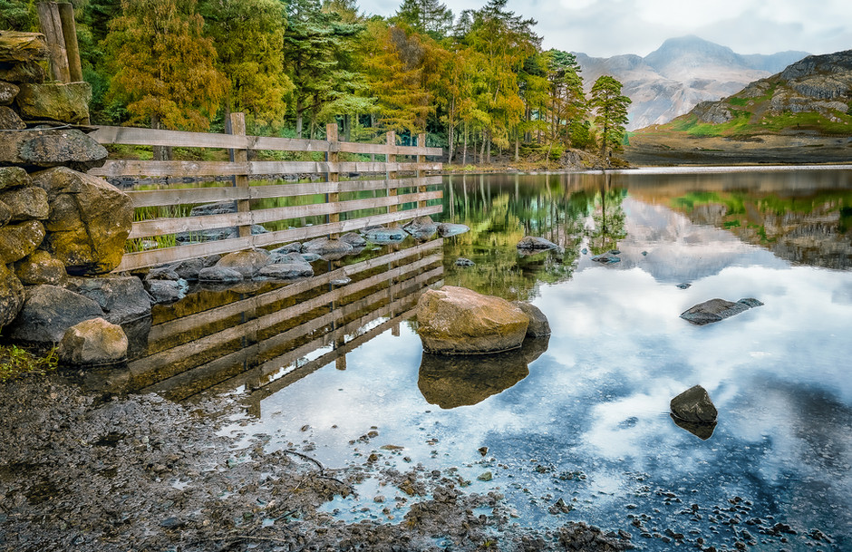 Blea Tarn Fence