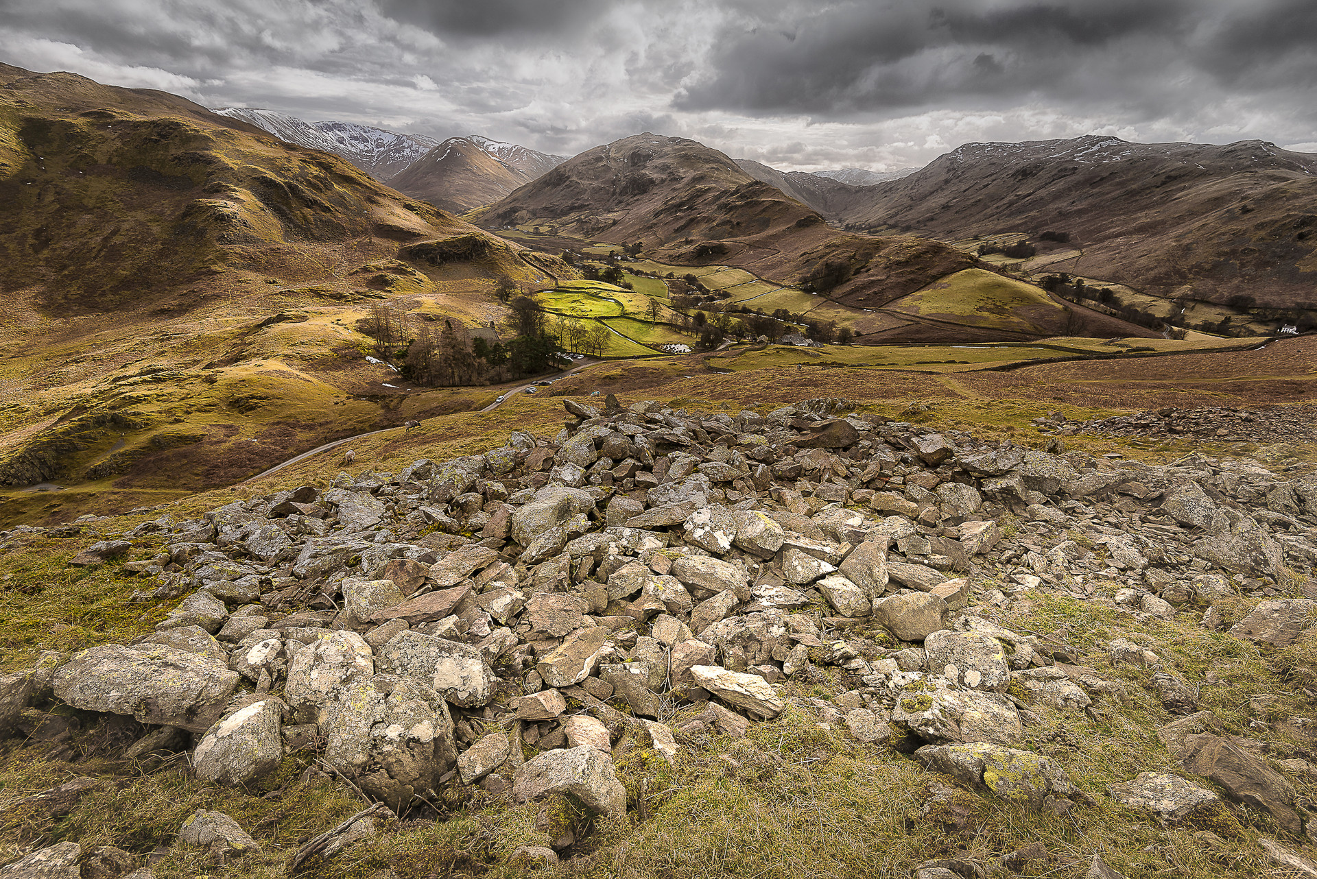Towards Martindale
