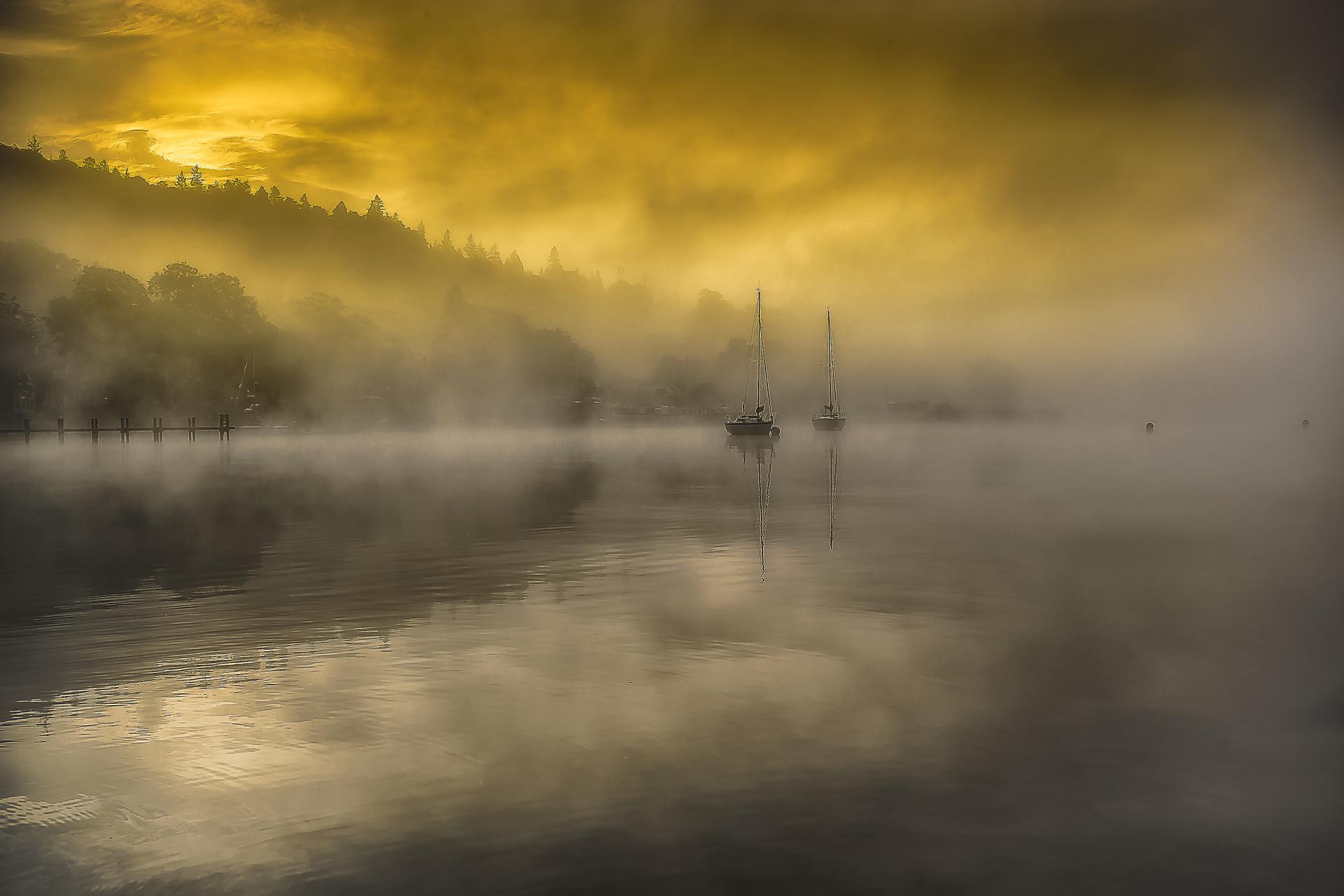 Misty Windermere