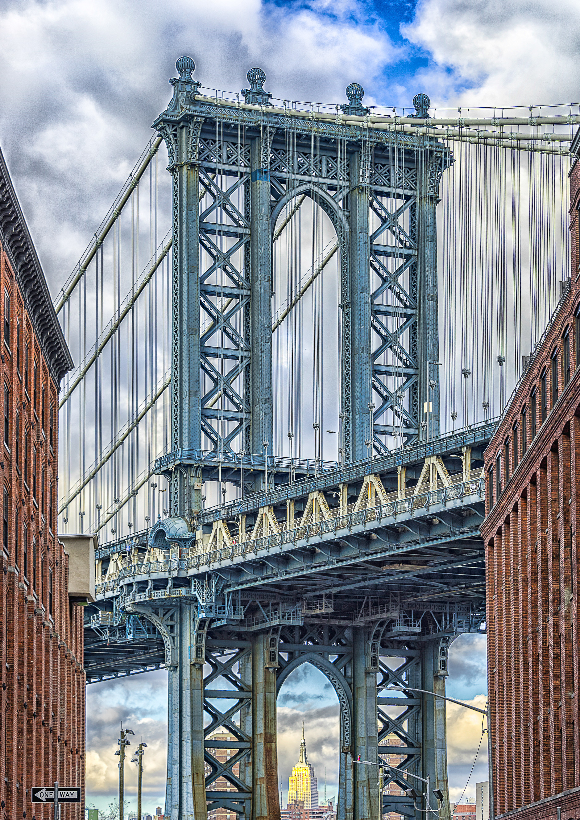Manhatten Bridge