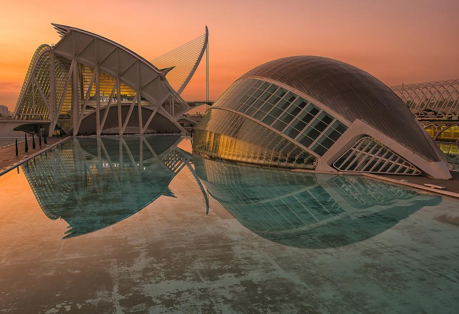 City of Arts and Sciences,Valencia