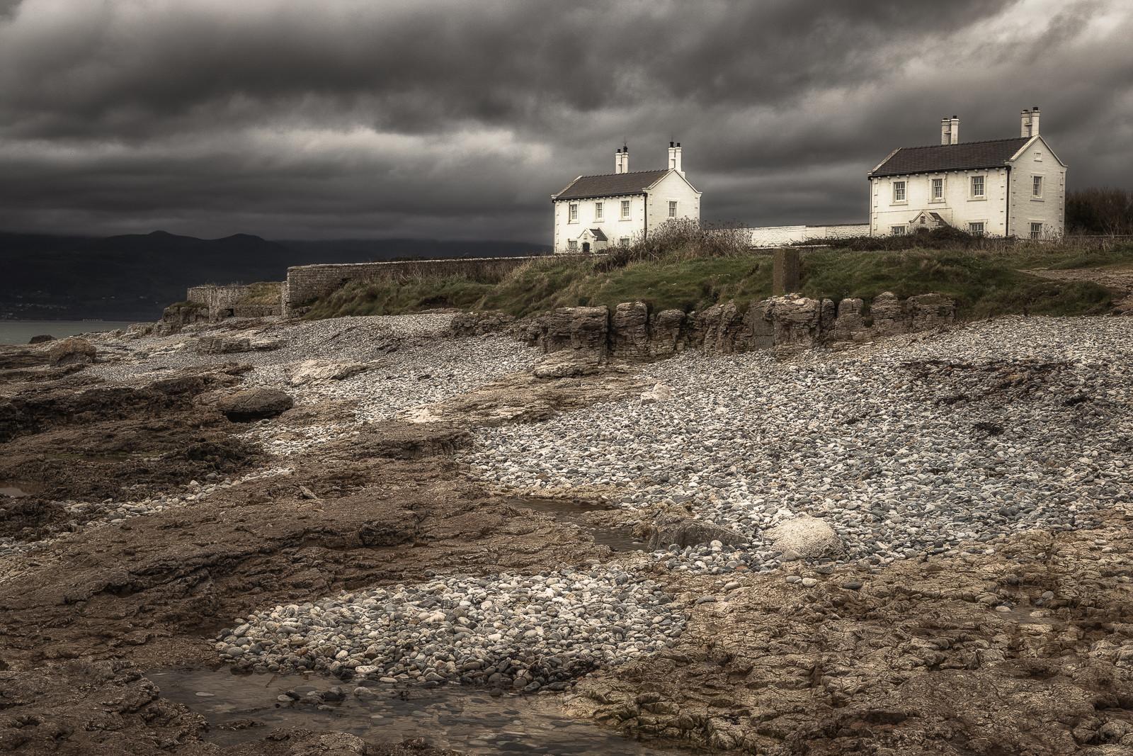 Coastguard Cottages Penmon