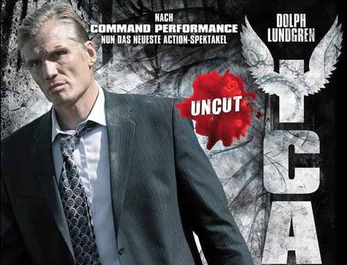 [Movie News] Kirk Shaw takes on Dolph Lundgren's Icarus