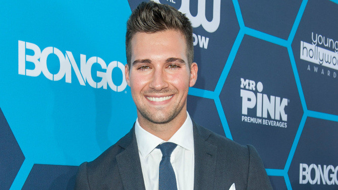James Maslow of Big Time Rush, stars in Wild For The Night.